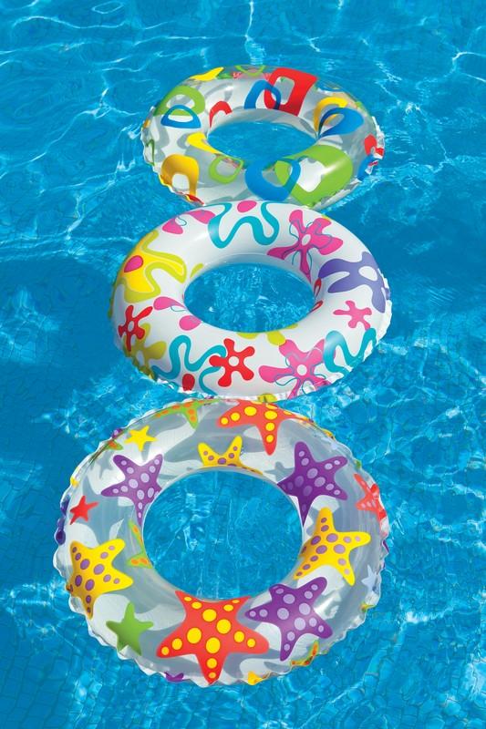 Bou e gonflable intex imprim e achat sur raviday piscine - Raviday piscine ...