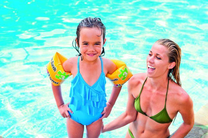 Brassard de piscine school intex achat vente sur for Brassard piscine 2 ans