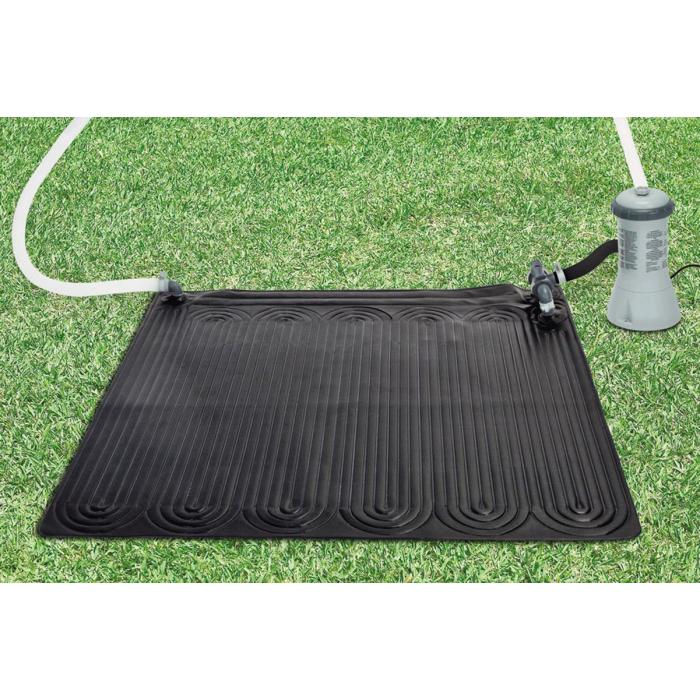 Tapis solaire chauffant pour piscine hors sol intex for Panneau solaire pour piscine hors sol