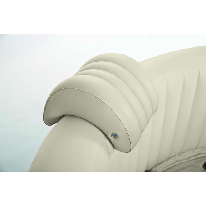Appui t te gonflable pour spa intex achat sur raviday piscine - Accessoires spa gonflable ...