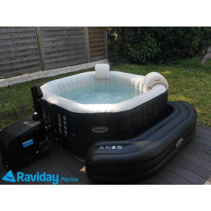appui t te gonflable pour spa intex achat sur raviday piscine. Black Bedroom Furniture Sets. Home Design Ideas