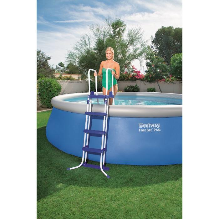 Piscine tubulaire bestway hydrium 6 10 x 3 60 x 1 20 m achat sur raviday piscine - Piscine tubulaire bestway le havre ...