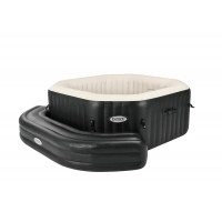 appui t te gonflable pour spa intex achat sur raviday. Black Bedroom Furniture Sets. Home Design Ideas