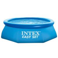 Piscine autoportée Easy Set Intex 2,44 x 0,76 m