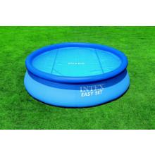 Bâche à bulles pour piscines rondes Intex 4.57 m