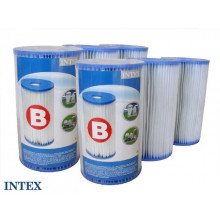 6 cartouches de filtration type B Intex