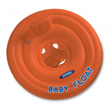 Bouée bébé culotte Intex My Baby Float Orange