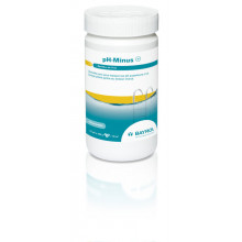 Granulés en boîte d'1,5 kg Bayrol pH-Minus