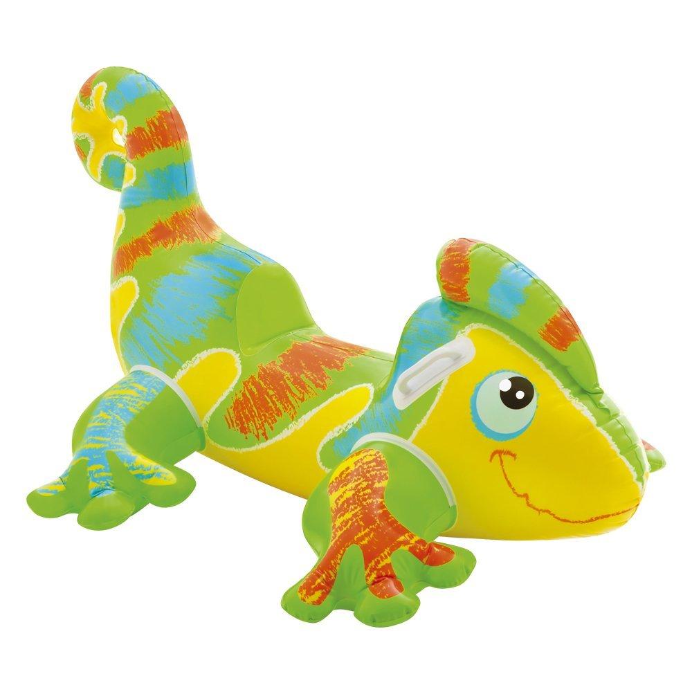 l zard gonflable intex pour piscine smiling gecko achat sur raviday piscine. Black Bedroom Furniture Sets. Home Design Ideas