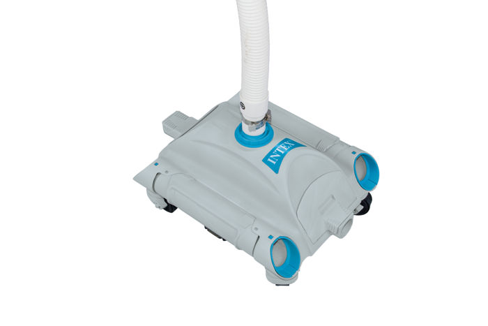 achat robot nettoyeur de fond de piscine intex chez raviday piscine. Black Bedroom Furniture Sets. Home Design Ideas