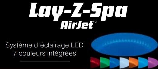 spa gonflable bestway paris airjet 4 6 places achat sur raviday piscine. Black Bedroom Furniture Sets. Home Design Ideas
