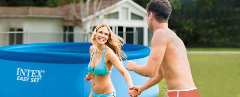 Piscine autoportée Intex, des piscines autoportantes moins chères