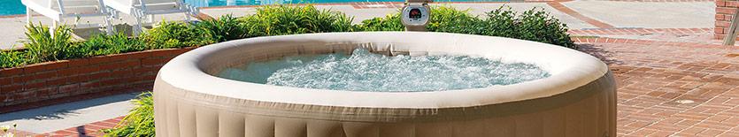 achat d 39 un spa gonflable pas cher chez raviday piscine. Black Bedroom Furniture Sets. Home Design Ideas