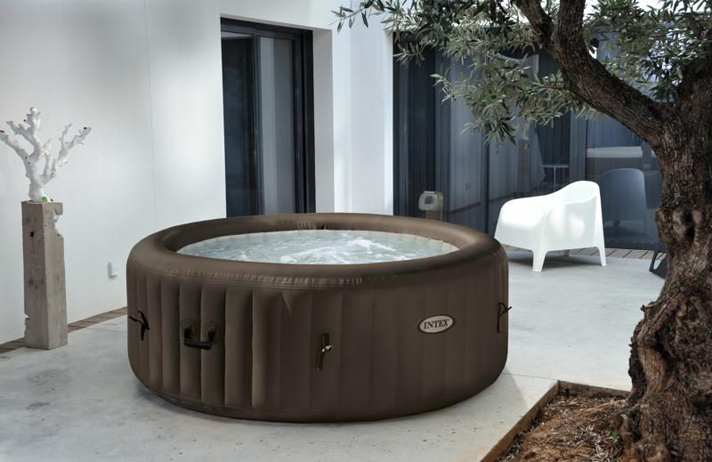 spa gonflable intex au meilleur prix chez raviday piscine. Black Bedroom Furniture Sets. Home Design Ideas