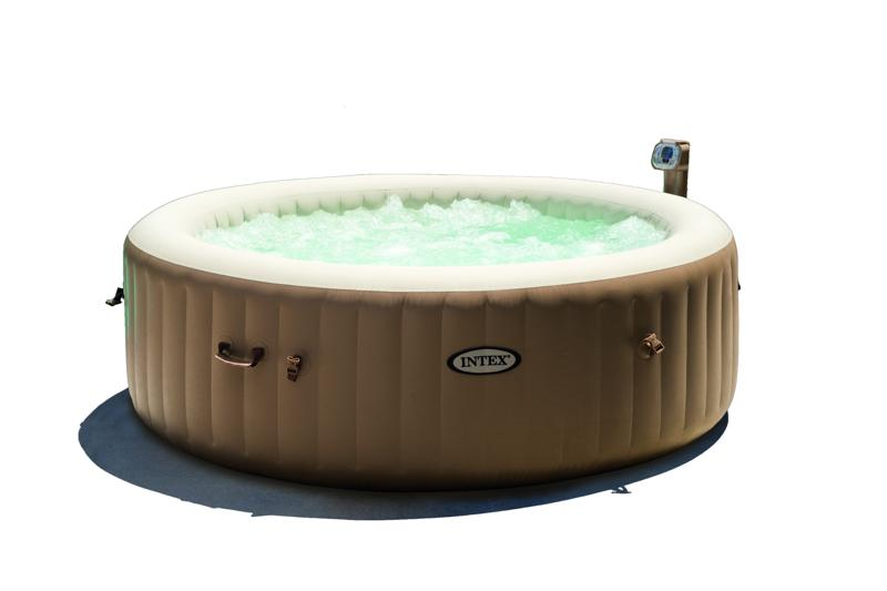 spa gonflable intex pure spa bulles 6 personnes achat. Black Bedroom Furniture Sets. Home Design Ideas