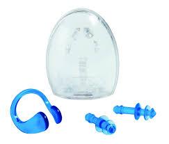 Set pince nez et bouchons oreilles intex brassards lunettes de natation jeux de piscine for Bouchons oreilles piscine