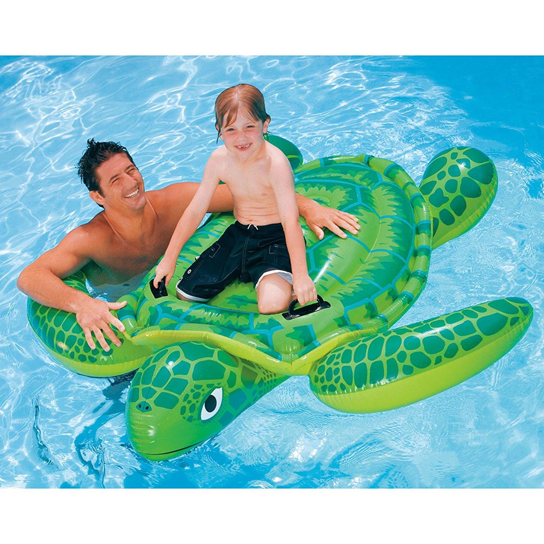 grande tortue gonflable chevaucher pour piscine intex 56524np. Black Bedroom Furniture Sets. Home Design Ideas