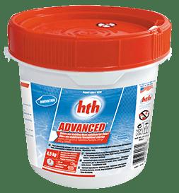 Advanced chlore non stabilisé - hth