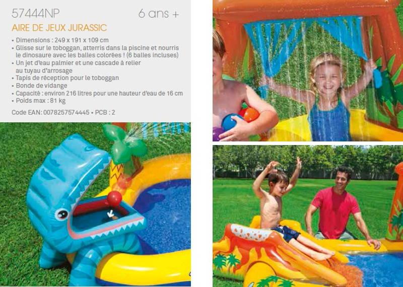 jeux d eau pour enfant amazing aire de jeu rectangle palmier et jets jeux duenfants intex with. Black Bedroom Furniture Sets. Home Design Ideas