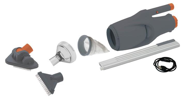 Aspirateur rechargeable Kokido VEKTRO Mini C/4 pour spas et petites piscines