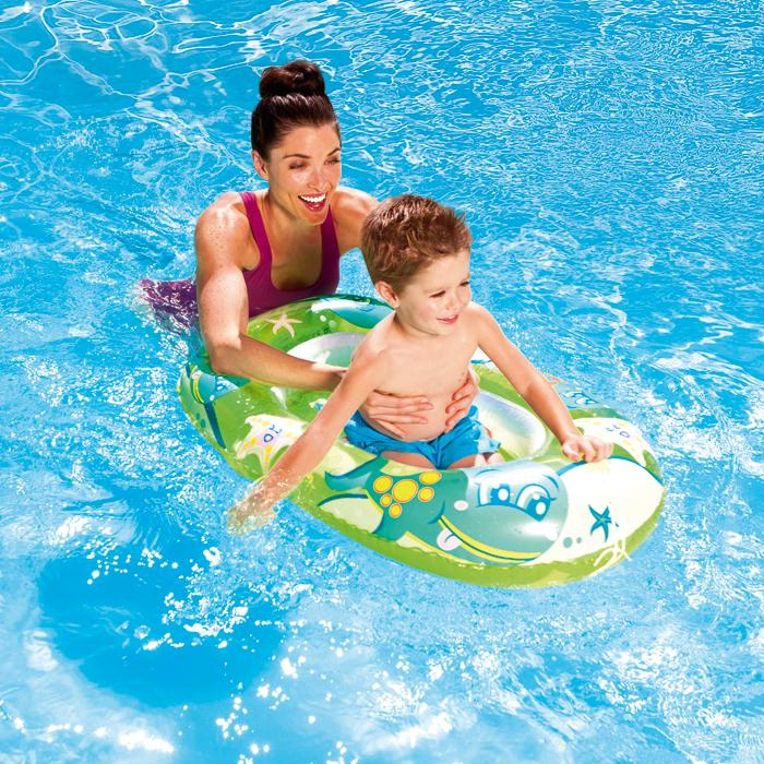 Bateau gonflable pour enfants bestway raviday piscine - Raviday piscine ...