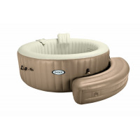 spa intex gonflable pure spa bulles 4 places raviday piscine. Black Bedroom Furniture Sets. Home Design Ideas