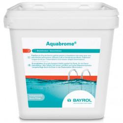 Brome lent pour piscine BAYROL Aquabrome 10 kg (2 seaux de 5kg)