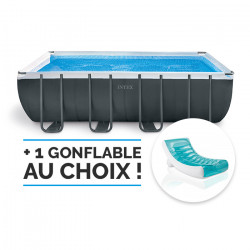 Piscine tubulaire Intex Ultra XTR 5,49 x 2,74 x 1,32m