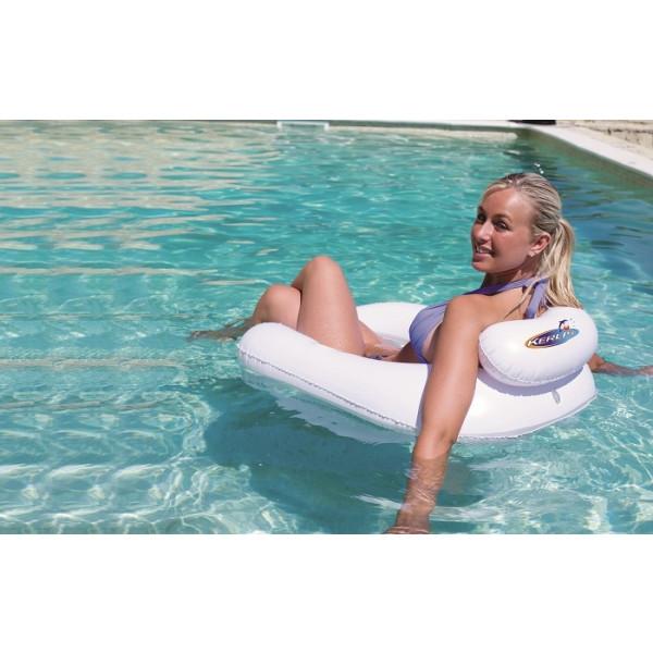 Pack 2 sièges flottants pour piscine Kerlis