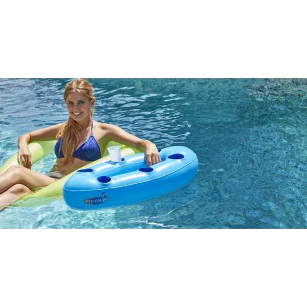 Mini bar flottant Kerlis pour piscine
