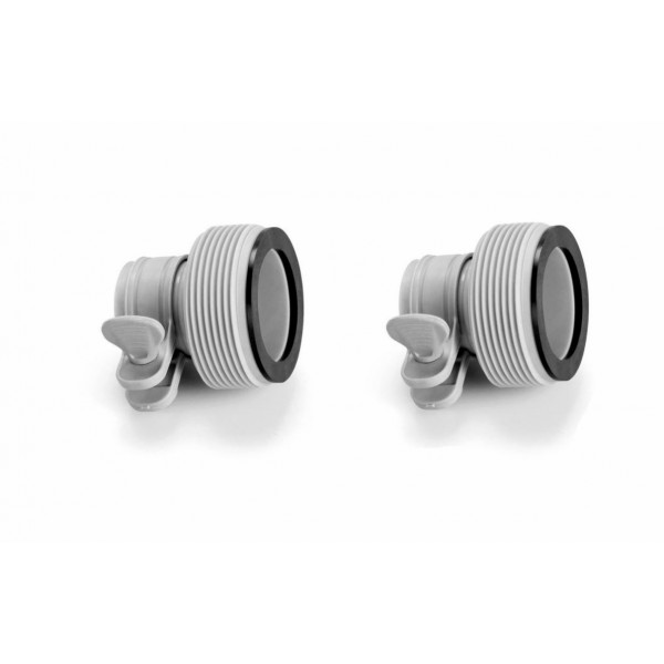 Lot de 2 adaptateurs INTEX 32-38 mm Type B