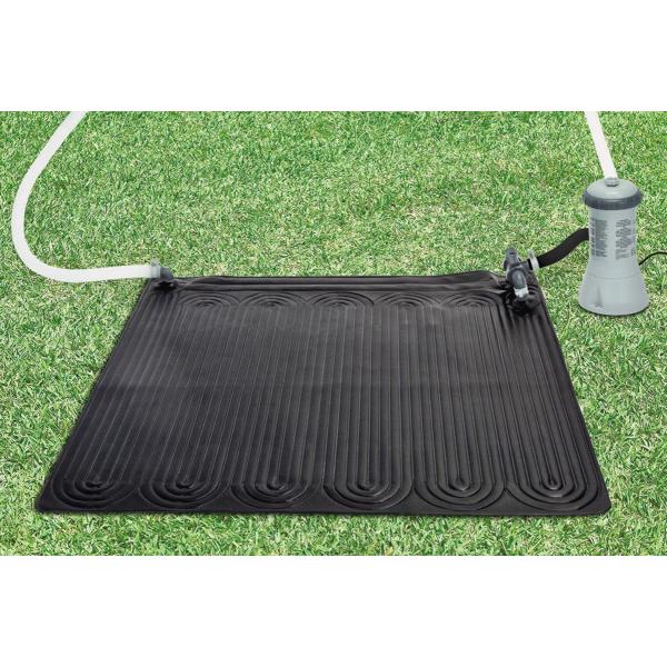 Tapis solaire chauffant Intex pour piscine hors-sol