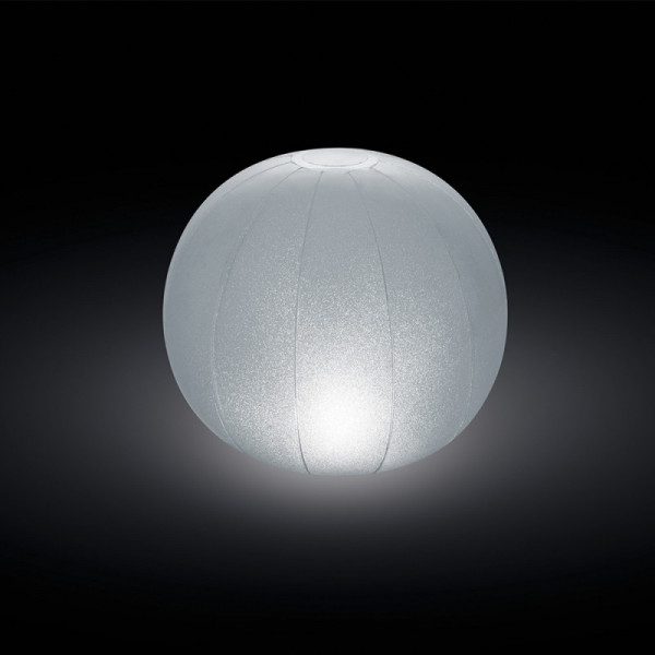 Boule flottante lumineuse à Led Intex