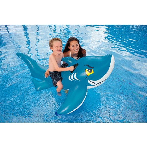 Requin gonflable pour piscine INTEX - EP