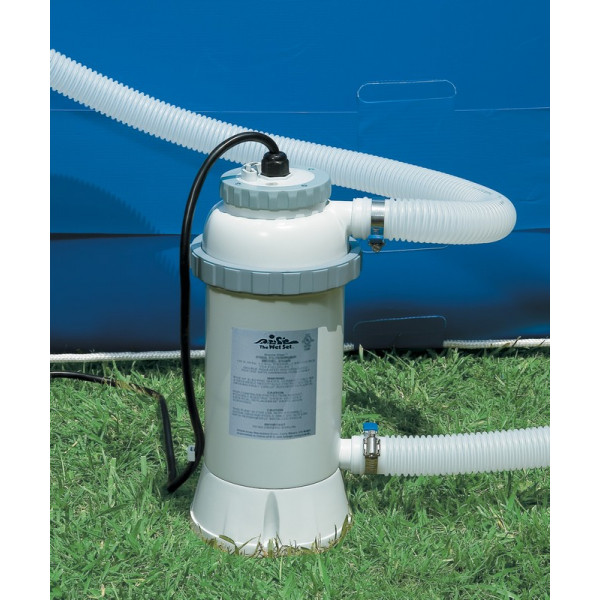 Réchauffeur d'eau pour piscine INTEX