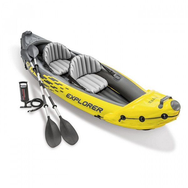 set-canoe-2-places-intex-explorer-68307NP-1