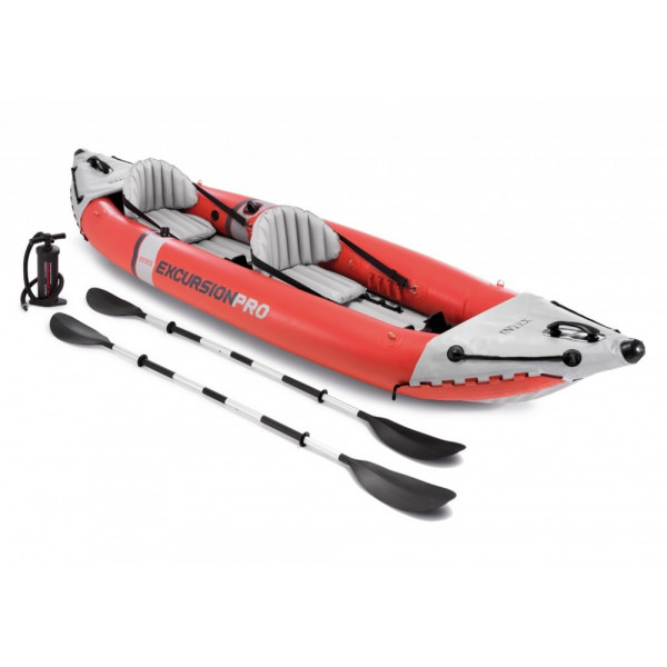 Kayak Gonflable Intex Excursion Pro
