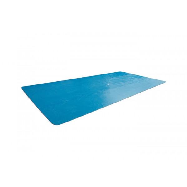 Bâche à bulles pour piscine rectangulaire 4,88m x 2,44m Intex
