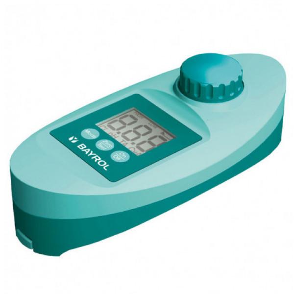 Photomètre électronique Bayrol pour piscine et spa