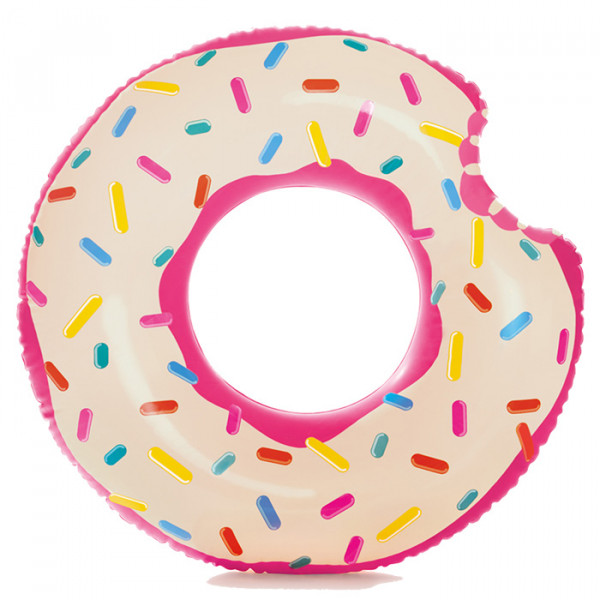 Bouée gonflable Intex Donut
