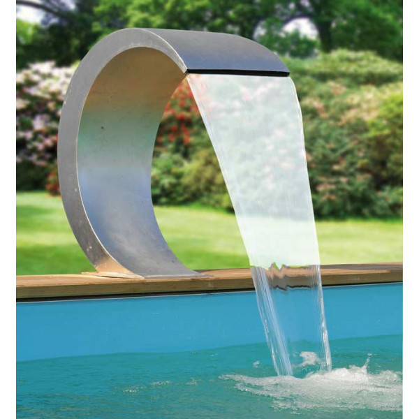Cascade pour piscine Ubbink Mamba