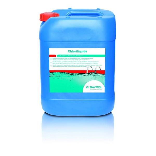 Désinfectant pour piscine Chloriliquide - Bayrol - 20 L