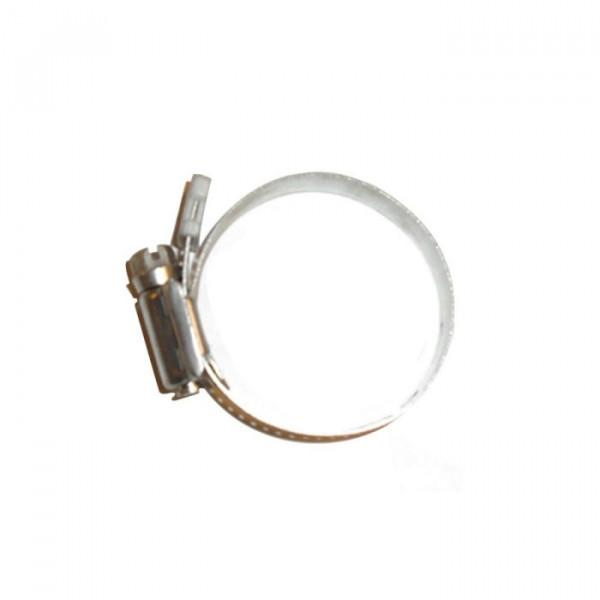 Collier de serrage métallique Ø 38 mm pour robot nettoyeur de fond