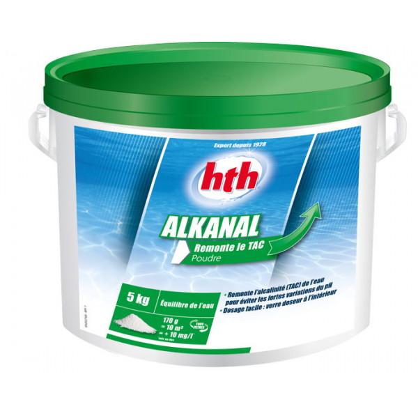 Correcteur d'alcalinité Alkanal 5kg HTH