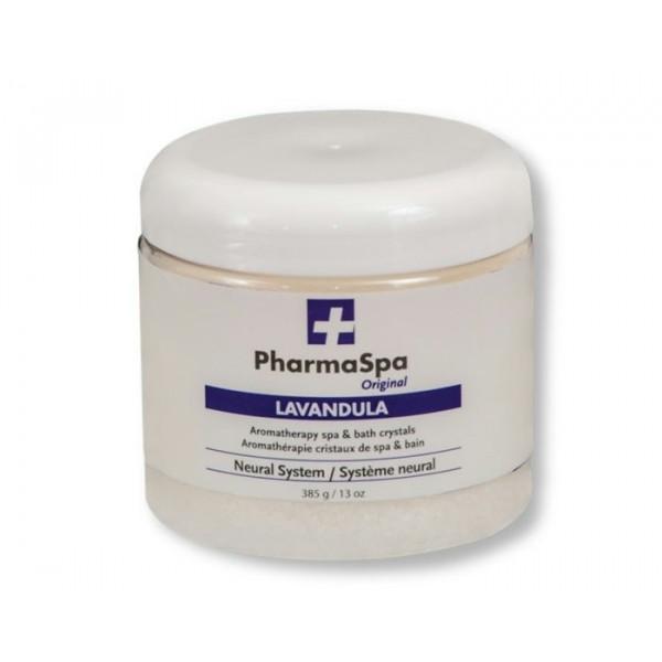 Cristaux pour spa senteur Lavande PharmaSpa 385 g
