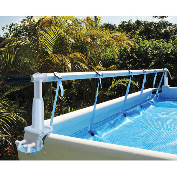 Enrouleur de bâches pour piscines hors-sol Kokido Solaris 2