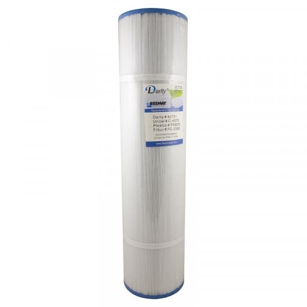 Filtre pour Spa 40751 / PRB75 / C-4975