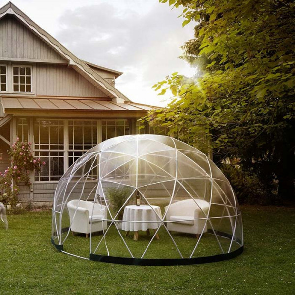 Abri bulle pour spa Garden Igloo