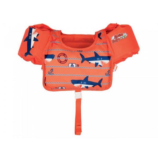 Gilet de natation avec brassards intégrés Bestway