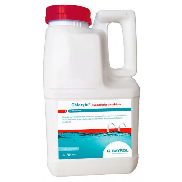 Granulés de chlore non stabilisé Bayrol Chlorythe 3,3 kg